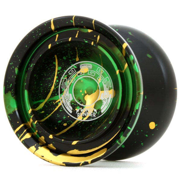 Splash (Black / Green / Yellow)
