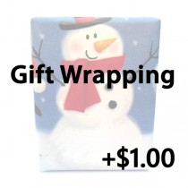 Gift Wrapping (Please allow for 1-2 days before shipping)